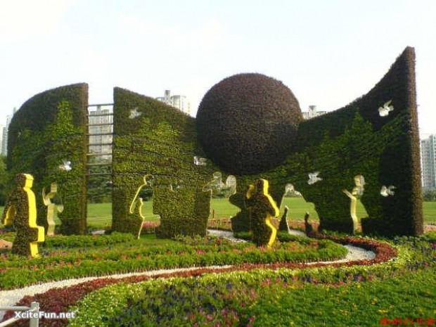 İnanılmaz tasarıma sahip botanik bahçeleri - Page 3