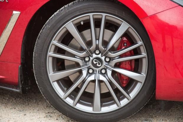Infiniti Q60 400 Red Sport'a bayılacaksınız! - Page 3