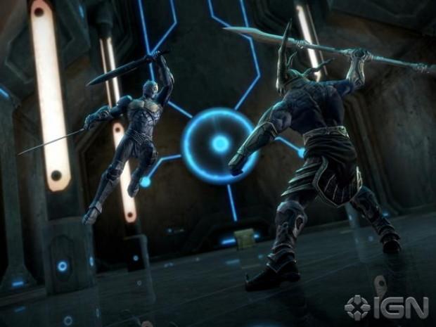 Infinity Blade III'den gelen son görüntüler - Page 1