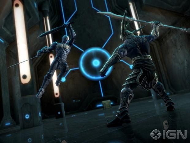 Infinity Blade III'den ilk görüntüler - Page 2