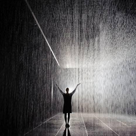 İngilteredeki yağmur odasında ıslanmıyorsunuz! - Page 1