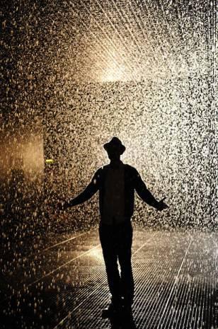 İngilteredeki yağmur odasında ıslanmıyorsunuz! - Page 2