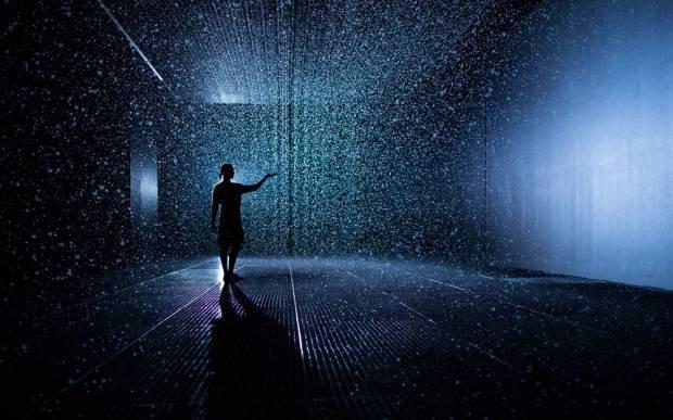 İngilteredeki yağmur odasında ıslanmıyorsunuz! - Page 3