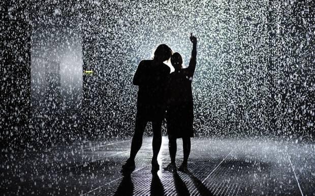 İngilteredeki yağmur odasında ıslanmıyorsunuz! - Page 4