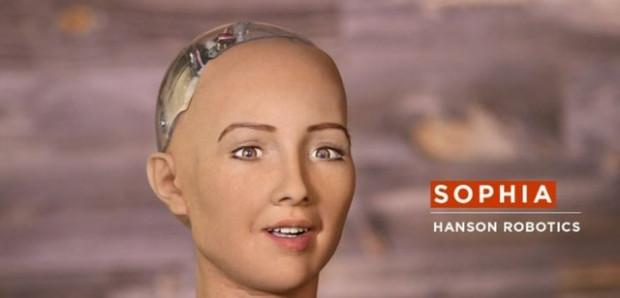 İnsana en çok benzeyen robot: Sophia - Page 1