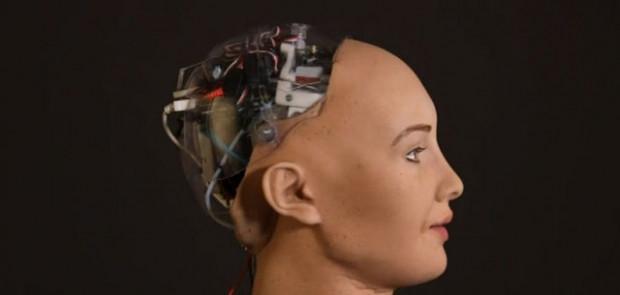 İnsana en çok benzeyen robot: Sophia - Page 4
