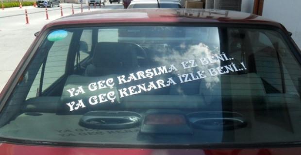 İnsanı otomobil kullanmaktan soğutan 20 araba yazısı - Page 1