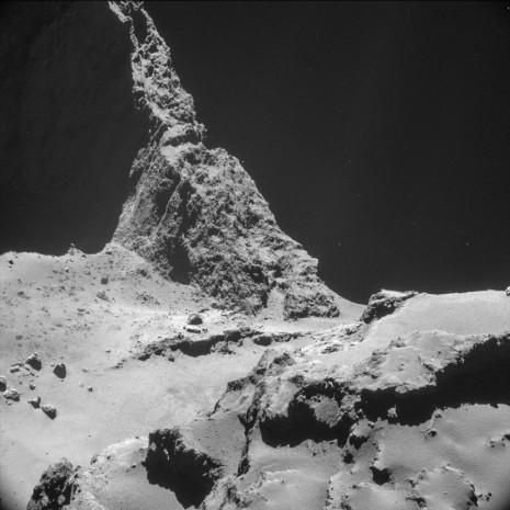 İnsanlık adına büyük bir adım atan Rosetta ve Philae'den 26 HD fotoğraf - Page 2