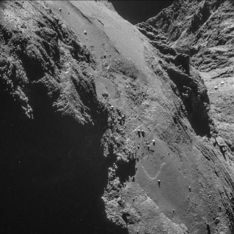 İnsanlık adına büyük bir adım atan Rosetta ve Philae'den 26 HD fotoğraf - Page 3