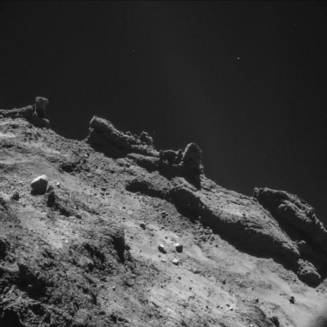 İnsanlık adına büyük bir adım atan Rosetta ve Philae'den 26 HD fotoğraf - Page 4