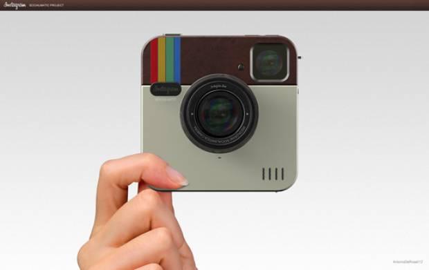 İşte Instagram kamera - Instagram Socialmatic - Page 2