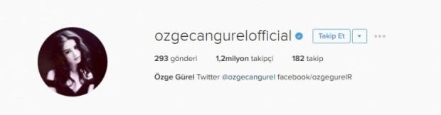 İnstagram'da en fazla takipçisi olan Türk ünlüler - Page 3