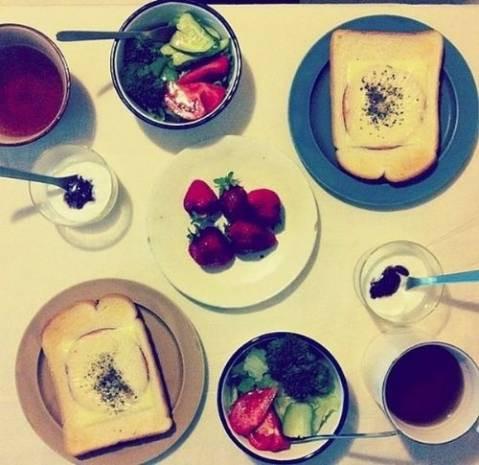 Instagram'da paylaşılan en güzel kahvaltılar - Page 1
