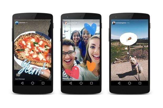 Instagram'da snapchat kullanımının incelikleri - Page 1
