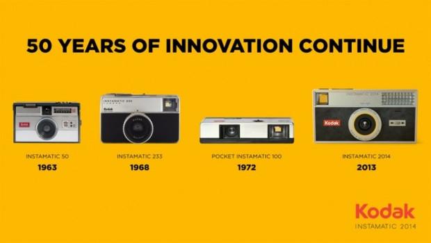 Instamatic 2014: Kodak markalı ilk akıllı telefon - Page 1