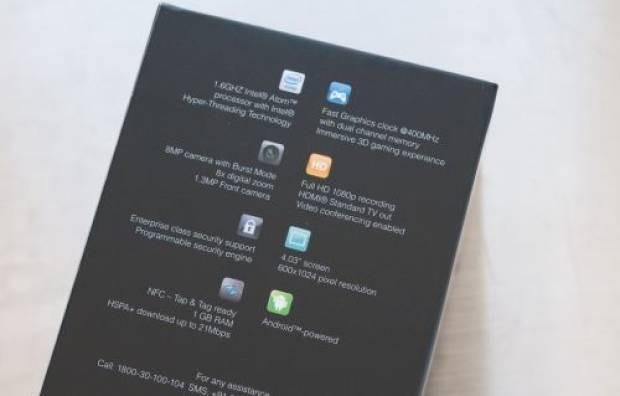 Intel'in müthiş özellikli yeni akıllı telefonu görüntüleri -GALERİ - Page 3