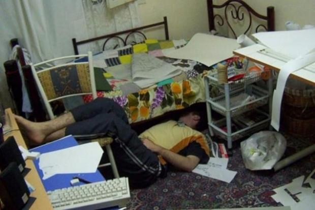İnternete düşen en ilginç öğrenci evleri - Page 4