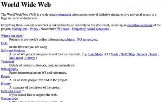 İnternetin ilkleri - Page 1