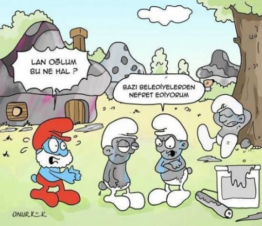 İnternette tıklanma rekoru kıran karikatürler - Page 1