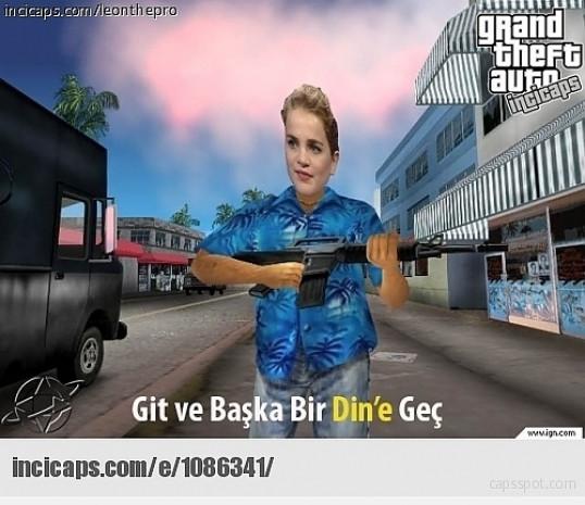 İnternetten GTA'daki görevlerle ilgili yapılmış birbirinden yaratıcı 18 caps - Page 3