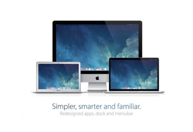 iOS 7 görünümlü Mac OS X konsepti! - Page 1