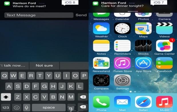 iOS 7 ve iOS 8, karşılaştırma! - Page 2