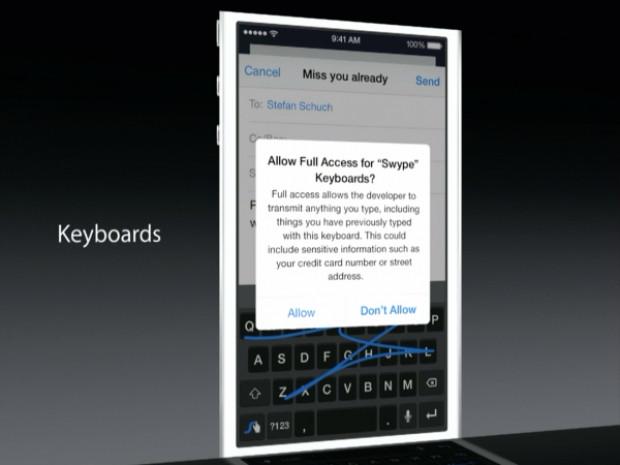 iOS 8, bu özellikleri Android'ten çaldı mı? - Page 2