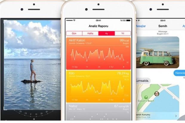 Şimdiye kadarki en büyük iOS sürümünü iOS 8'de neler var? - Page 1