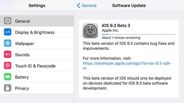 iOS 9 Beta 3 sürümü yayında - Page 1