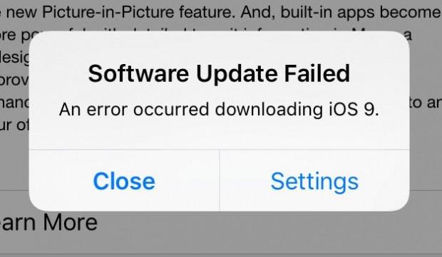 iOS 9 kullancıları şokta! İşte çıldırtan hatalar - Page 2