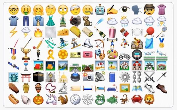 iOS 9.1 Beta'yla gelen yeni emojiler - Page 2