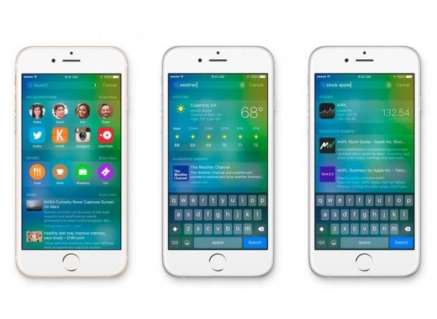 iOS 9'un yeni özellikleri - Page 1