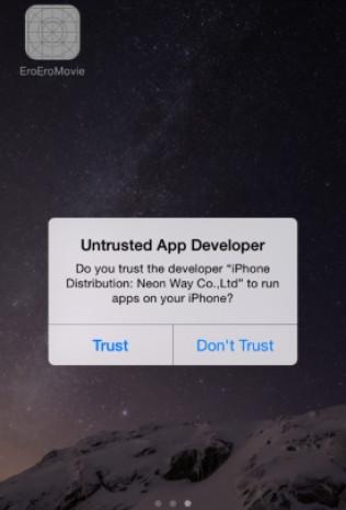 iOS kullanıcılarına porno tuzağı! - Page 1