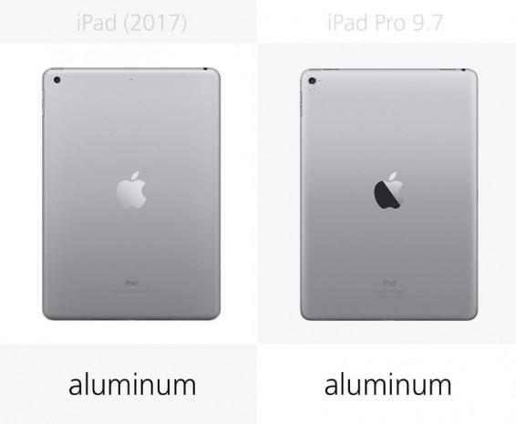 iPad (2017) ve iPad Pro 9.7 karşılaştırma - Page 1