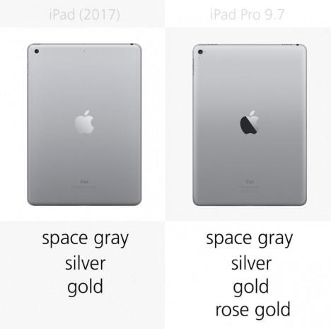 iPad (2017) ve iPad Pro 9.7 karşılaştırma - Page 4