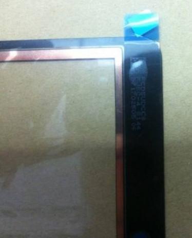 iPad 5'in olası ön paneli göründü - Page 3