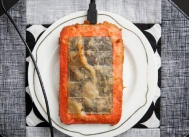 iPad artık kahvaltıda - Page 1
