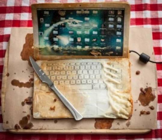 iPad artık kahvaltıda - Page 4