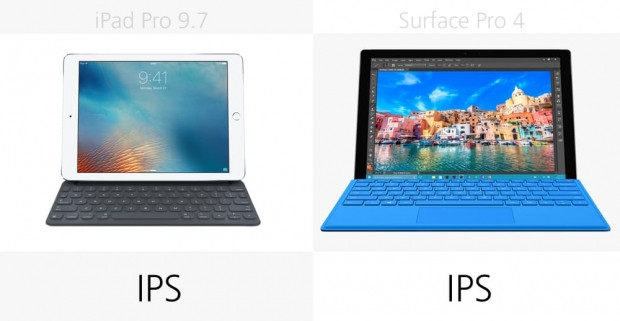 iPad Pro 9.7 ve Microsoft Surface Pro 4 karşılaştırma - Page 3