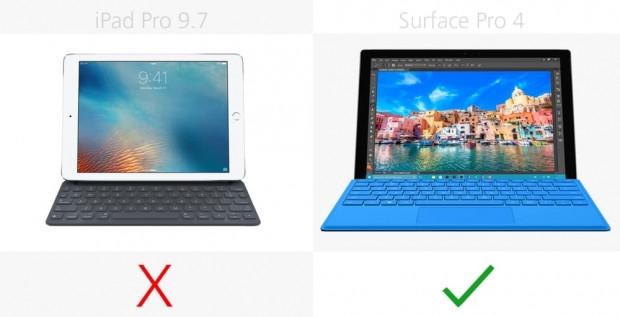 iPad Pro 9.7 ve Microsoft Surface Pro 4 karşılaştırma - Page 4
