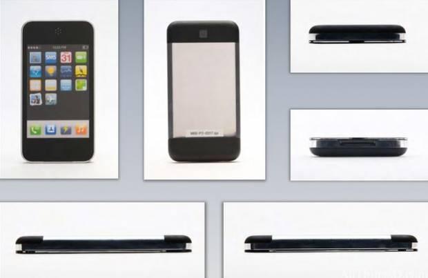 iPad ve iPhone cihazlarına ait ilk prototipler! - Page 4