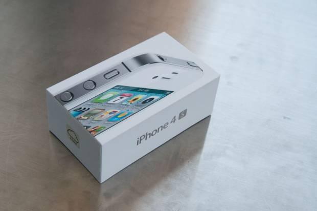 iPhone 4S'ten yakın görünüm - Page 1