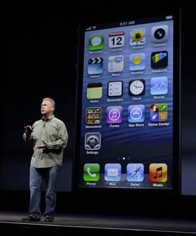 iPhone 5 incelip hafifleyerek geldi - Page 1