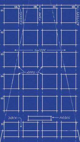 iPhone 5S için tasarlanmış duvar kağıtları - Page 2