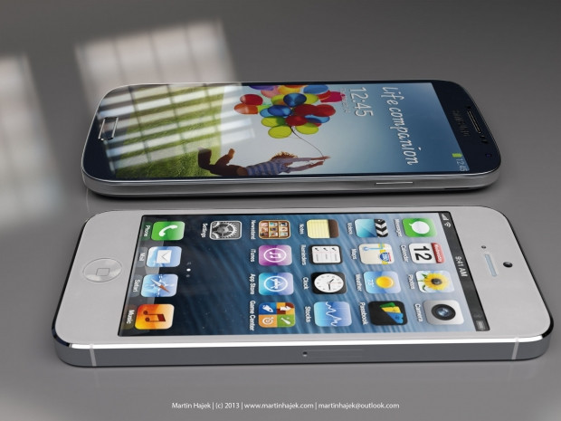 iPhone 5S mi,Galaxy S4 mü? - Page 2