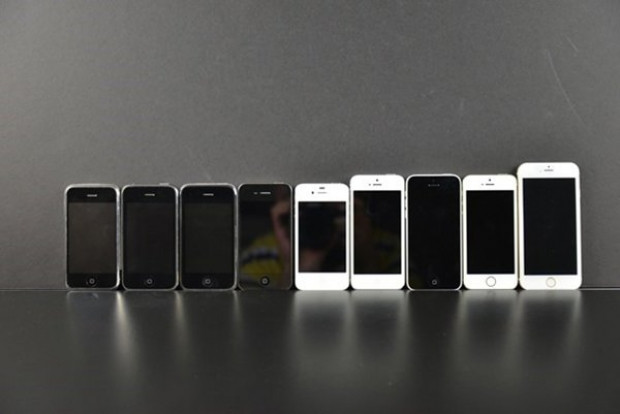 iPhone 6 eski modellere karşı - Page 1
