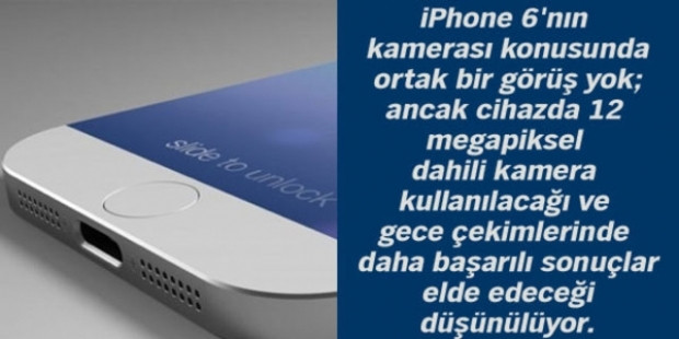 iPhone 6 hakkında gerçek bilgiler! - Page 2