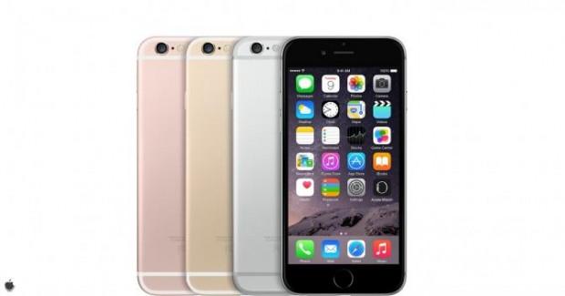 iPhone 6 iPhone 6s'e Karşı - Page 1