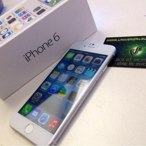 iPhone 6 kutusuyla göründü - Page 1