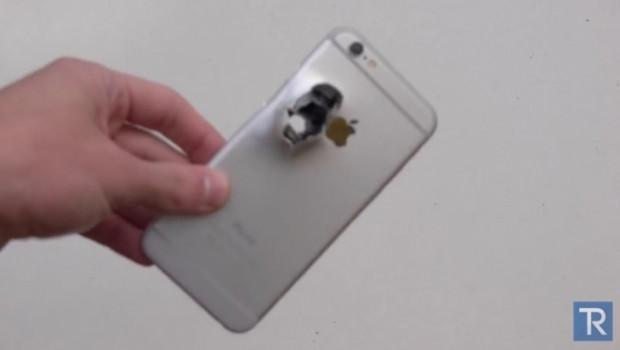iPhone 6 mermi geçiriyor mu? - Page 4